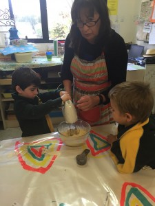 Kindy Bake off