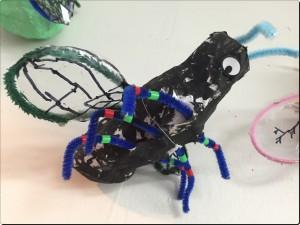 Room 6 spider sculptures (11)