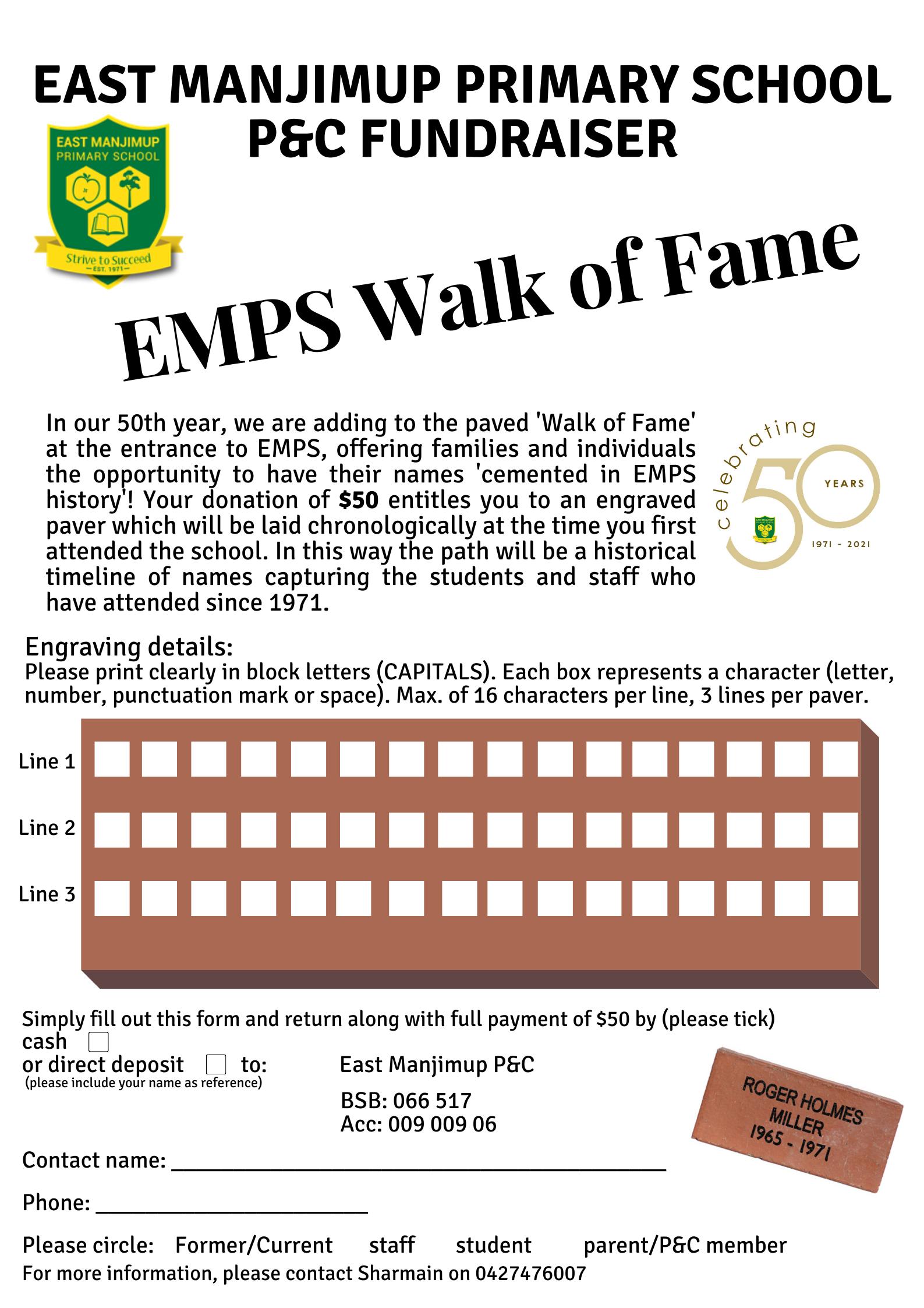 East MANJIMUP Primary school P&C fundraiser (2)
